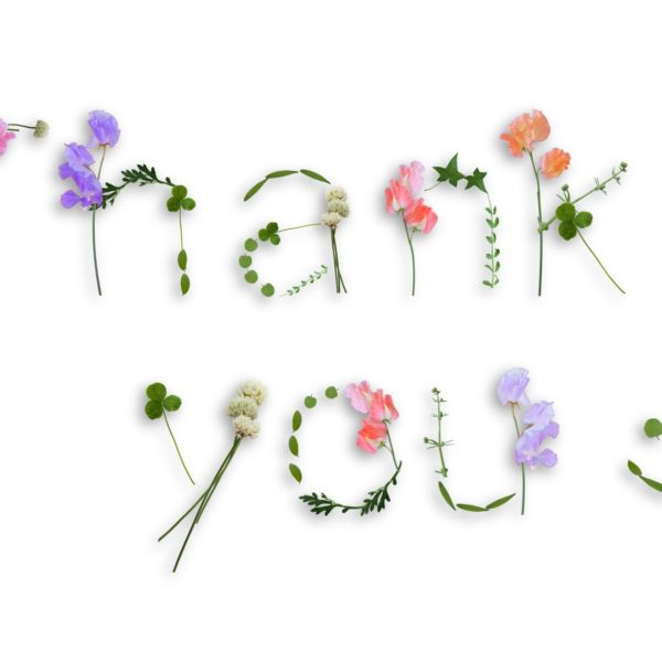 感謝の数を数えよう! 幸せになれない人は感謝を忘れている