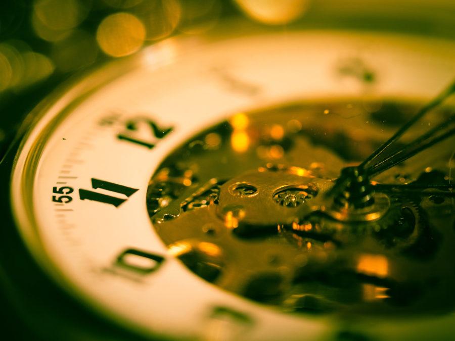 時間には過去も未来も存在しない