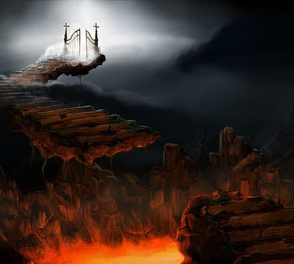地獄に行く人と天国に行ける人の、特徴や違いとは? こんな人は地獄行きです!