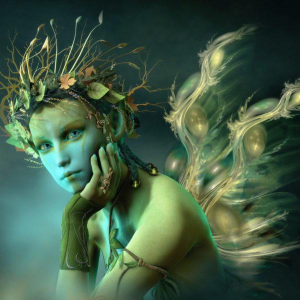 妖精は実在する!? 精霊や自然霊など、色んな霊の種類のお話