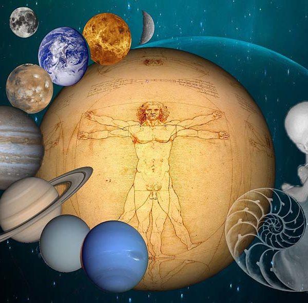 宇宙も人間も、循環することで成り立っている