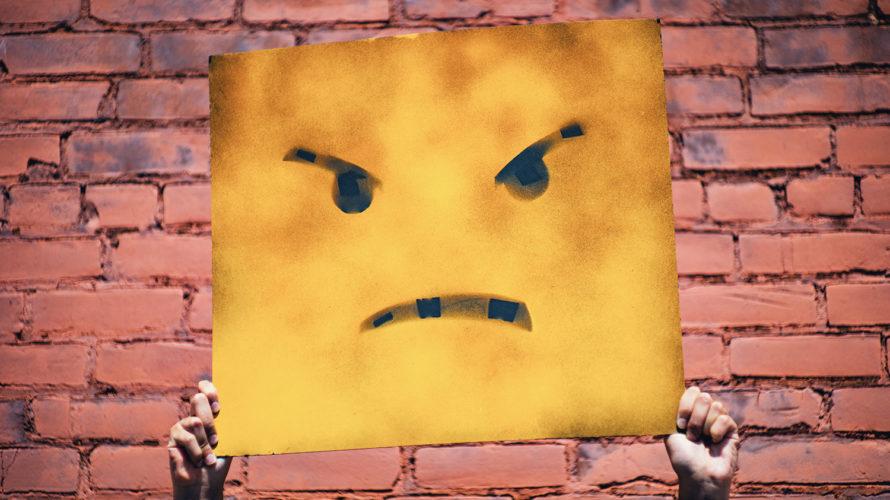 怒りをコントロールするテクニック。時には演技で怒るフリも必要!?