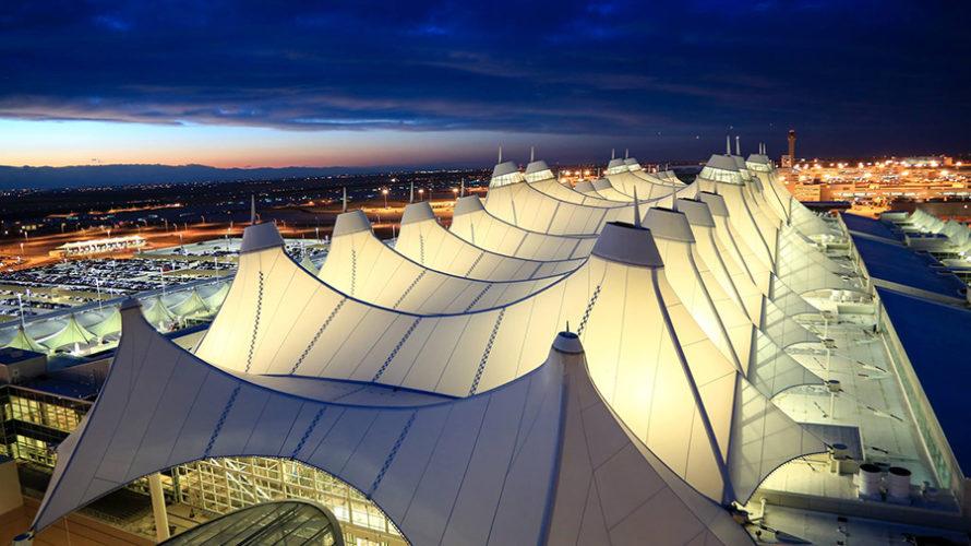 デンバー国際空港の謎。隠された陰謀とは?
