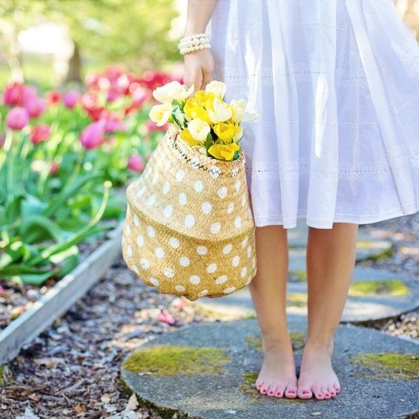幸福のヒントは脚下にある