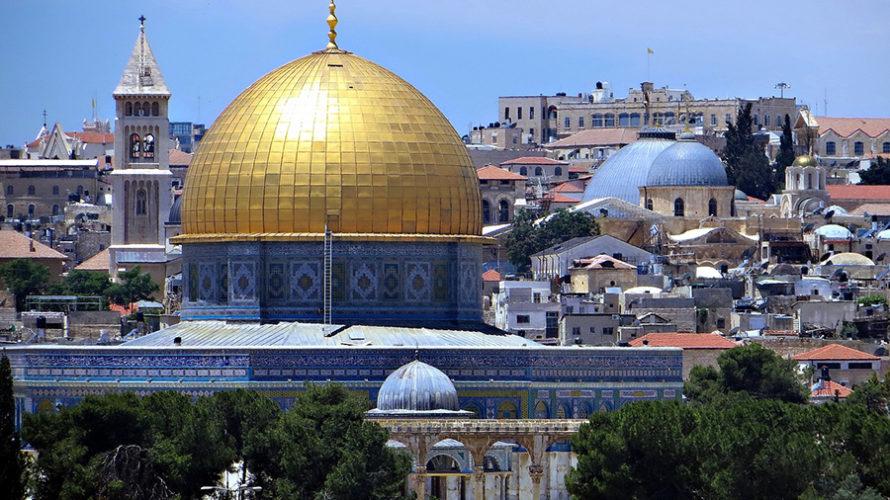 エルサレム問題とイスラエル。中東はなぜ戦争が絶えないのか?