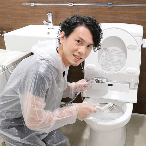 トイレ掃除でお金が入ってくるのは、どうやら本当らしい