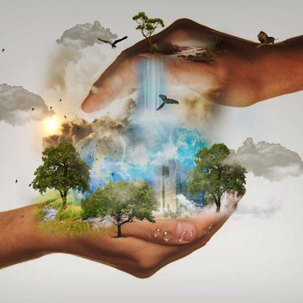 人間は地球に迷惑をかける事を前提に、神によって造られている