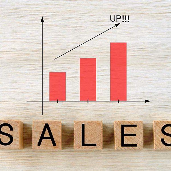 仕事で売上を上げる考え方。売上が落ちるのには原因がある!