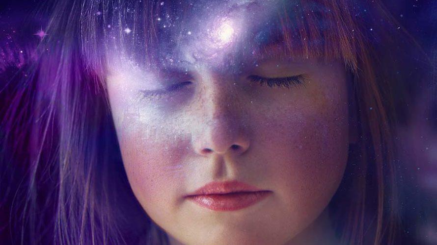 宇宙は、あなたの中に在る